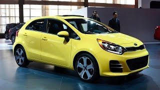 Отзывы об автомобилях КИА Рио 2014